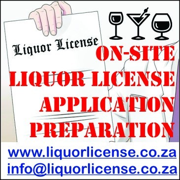 how to get a liquor license in south africa