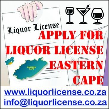Liquor License Eastern Cape