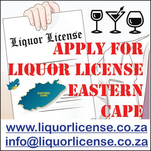 Apply for Liquor License Eastern Cape