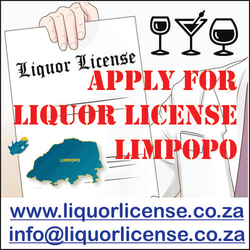 Apply for Liquor License Limpopo
