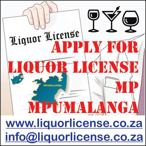 Liquor License Gauteng