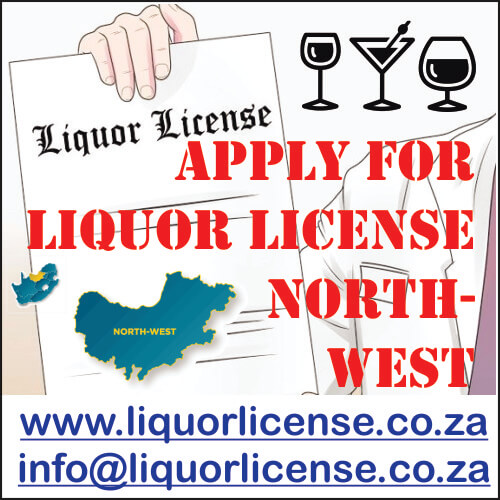 Apply for Liquor License North West
