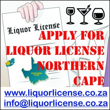 Liquor License Northern Cape