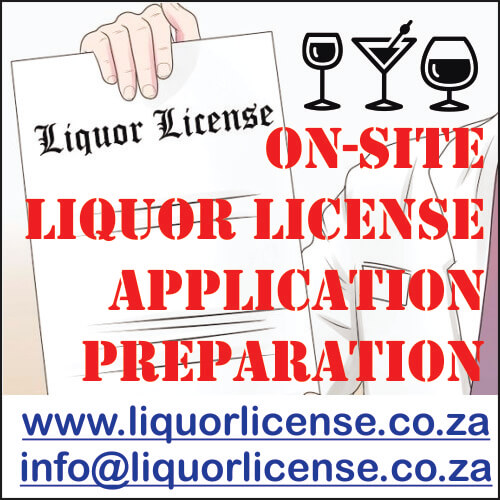 On-Site Liquor License Application