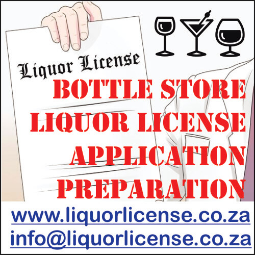 Bottle Store Liquor License Application