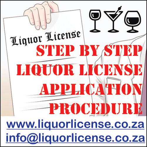 Liquor License Mpumalanga