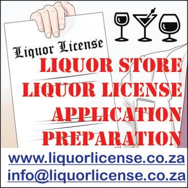 Liquor Store Liquor License