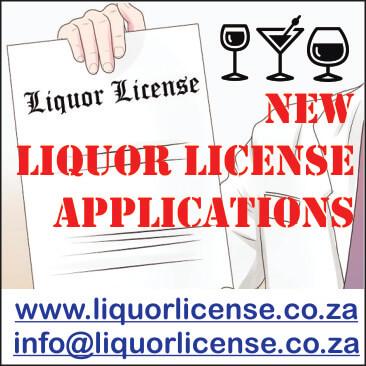 New Liquor License Applications