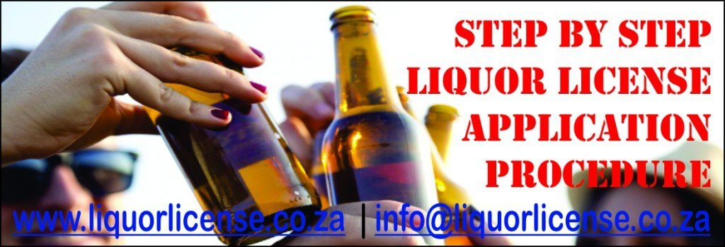 Apply for Liquor License