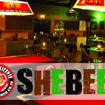 Shebeen Liquor License