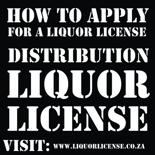 Distribution Liquor License
