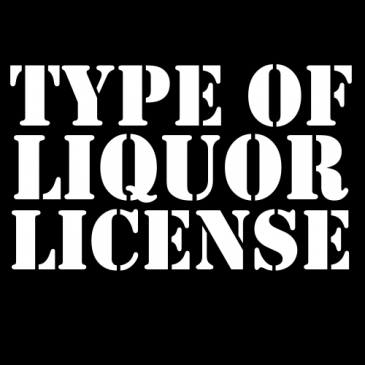 Types of Liquor License