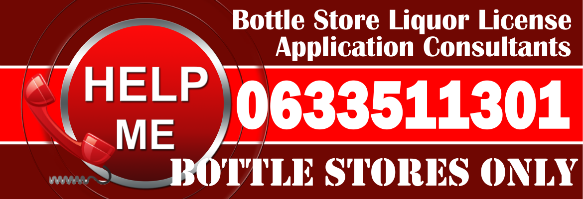 Bottle Store Liqour License