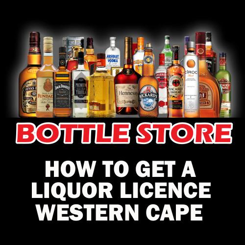 Liquor License Western Cape